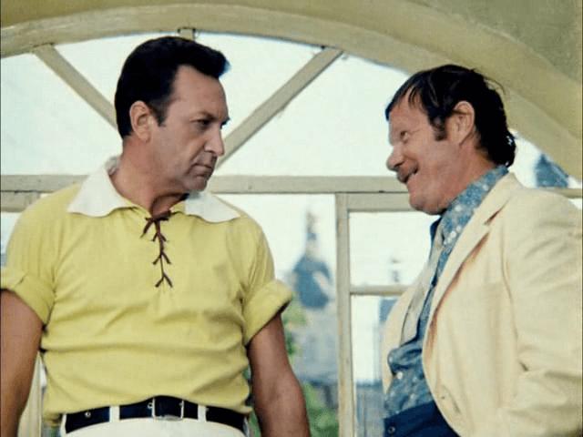 Кадр из х/ф «Не может быть» (1975)