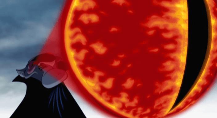 """Кадр из анимационного фильма """"Ловушка для кошек 2: Кот Сатаны"""" (2007)"""