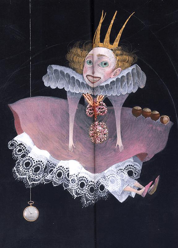 Иллюстрация М.О. Рихтеровой к сказке Э.Т.А. Гофмана «Щелкунчик и мышиный король»