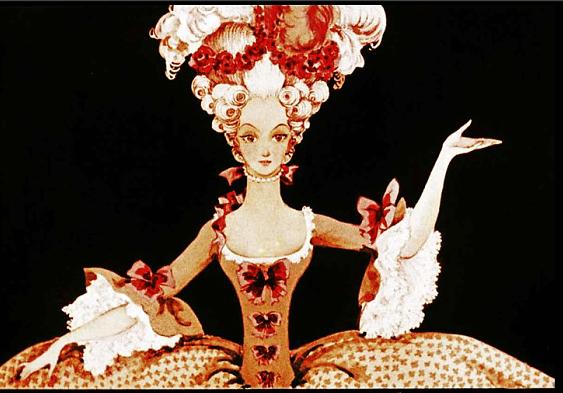 Иллюстрация Л.А. Гладневой к сказке Э.Т.А. Гофмана «Щелкунчик и мышиный король»