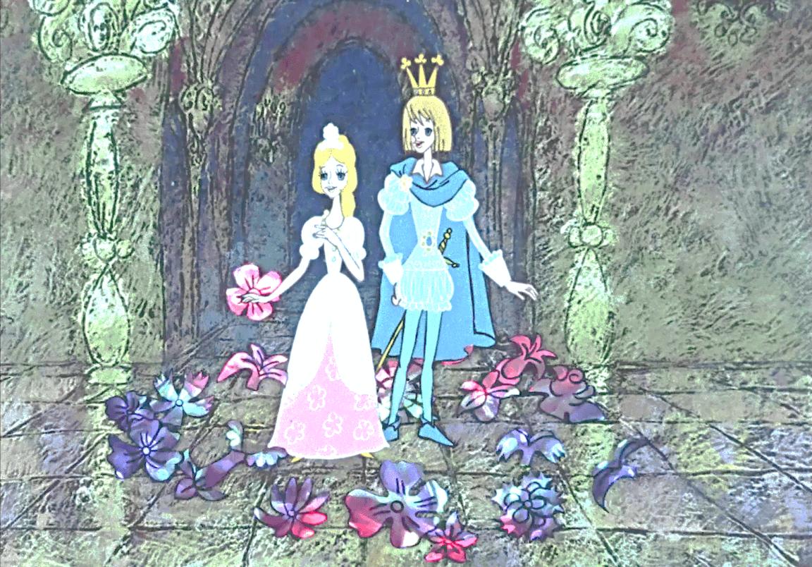 Кадр из м/ф «Щелкунчик» (1973)