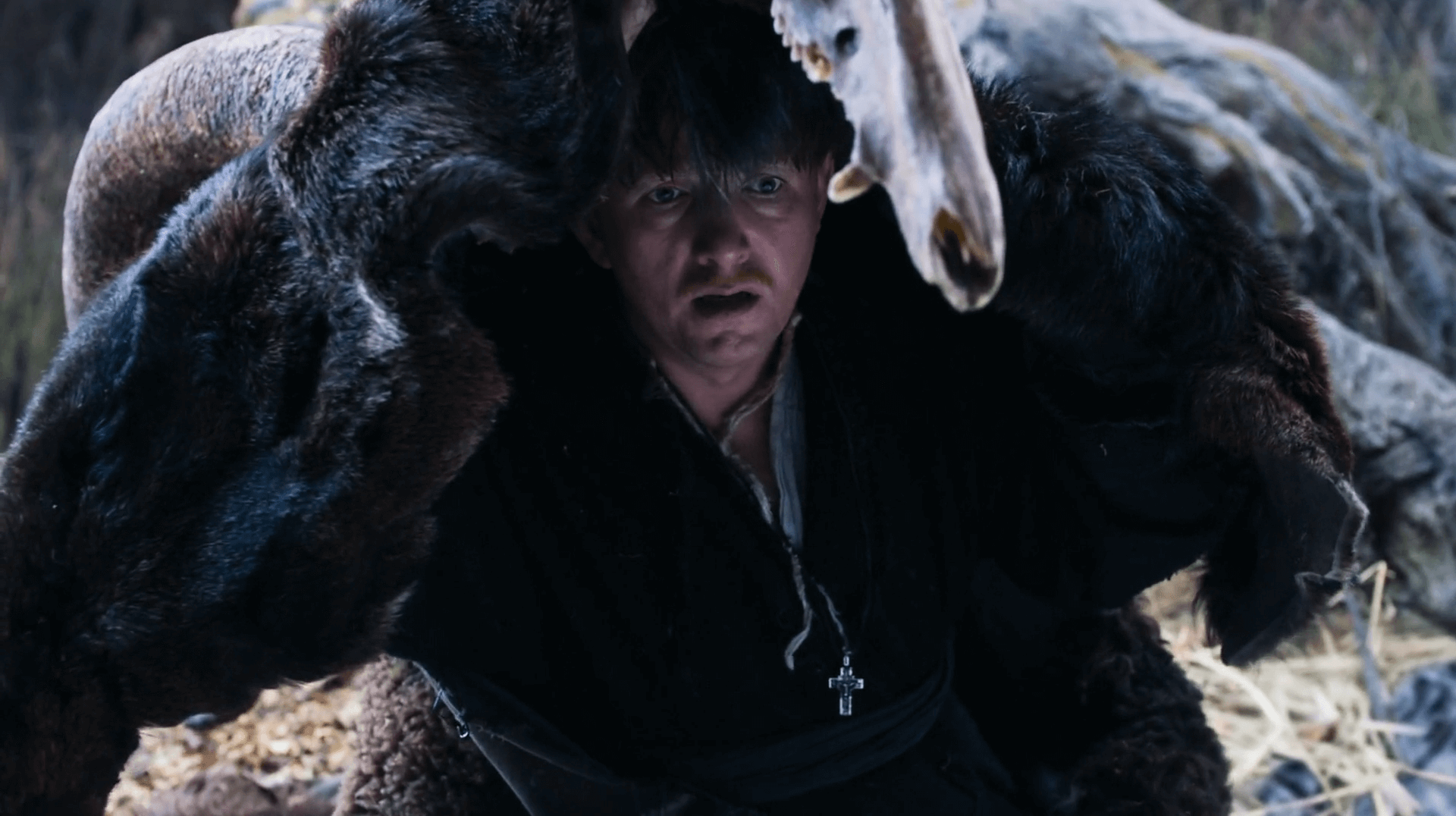 """Кадр из х/ф """"Вий"""" (2014)"""