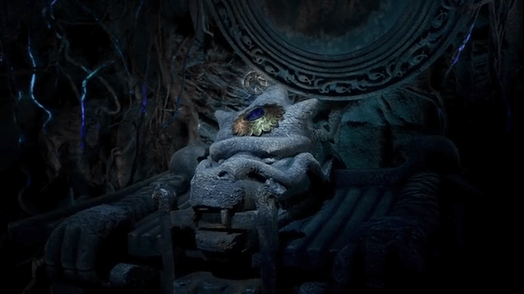 """Кадр из х/ф """"Тайна печати дракона"""" (2019)"""
