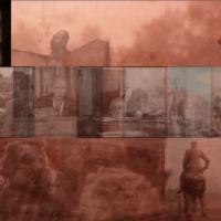 "Коллаж фильма ""Оно"" Сергея Овчарова (1989)"