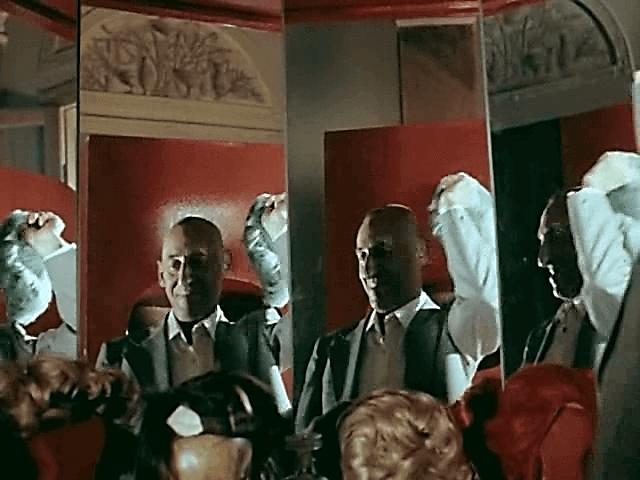 "Кадр из х/ф ""Волшебный голос Джельсомино"" Тамары Лисициан (1977)"